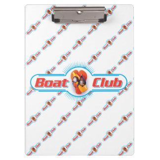Boat Club Clipboard