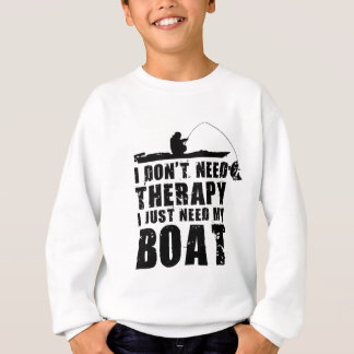boat design beautiful sweatshirt