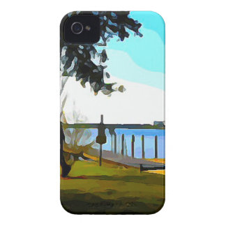 Boat Dock Lake Baldwin Case-Mate iPhone 4 Case