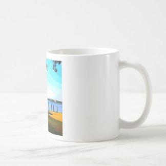 Boat Dock Lake Baldwin Coffee Mug