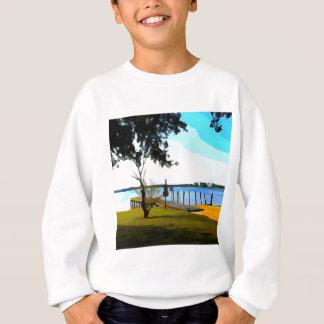 Boat Dock Lake Baldwin Sweatshirt