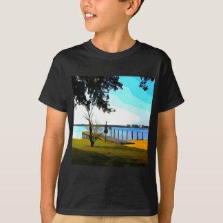 Boat Dock Lake Baldwin T-Shirt