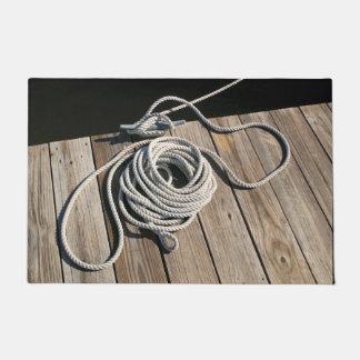 Boat Dock Tie Down Doormat