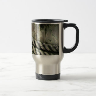 Boat Dock Travel Mug