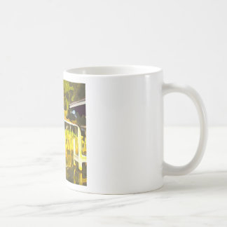 Boat Docks Lake Osceola Coffee Mug
