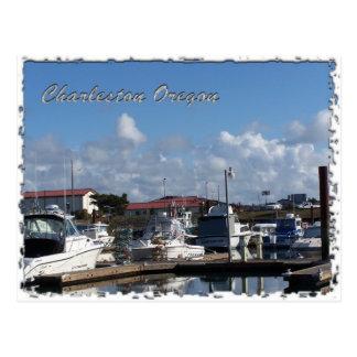 Boat Docks Postcard