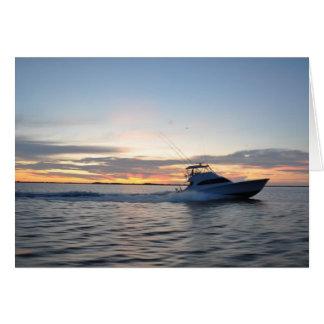 Boat Dreams Notecards Card