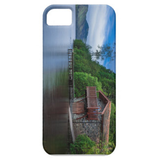 Boat house cottage Scotland iPhone 5 Covers