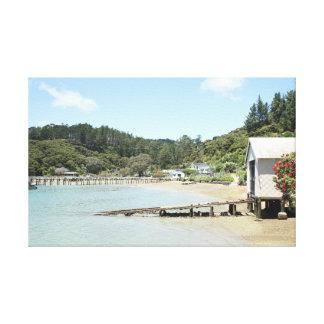 Boat House photo print