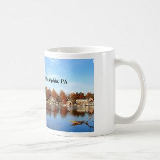 Boat House Row, Philadelphia, PA Mug