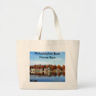 Boat House Row, Philadelphia, PA tote bag