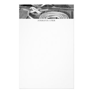Boat Line Stationery