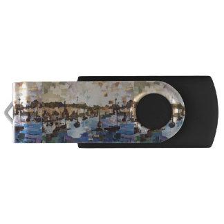 Boat Mosaic USB Flashdrive USB Flash Drive