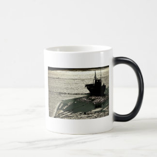 Boat Coffee Mugs
