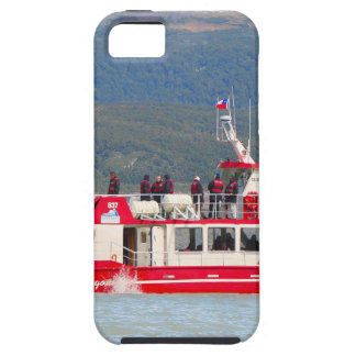 Boat on Lago Grey, Patagonia, Chile iPhone 5 Case