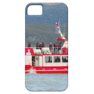 Boat on Lago Grey, Patagonia, Chile iPhone 5 Covers