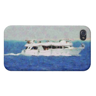 Boat painting covers for iPhone 4