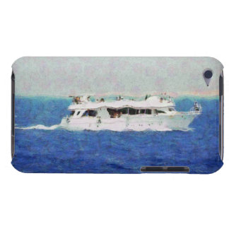 Boat painting iPod Case-Mate cases