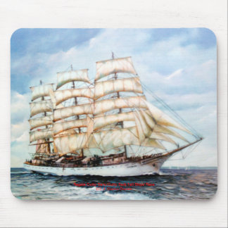 Boat race Cutty Sark/Cutty Sark Tall Ships' RACE Mouse Pad