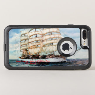 Boat race Cutty Sark/Cutty Sark Tall Ships' RACE OtterBox Commuter iPhone 8 Plus/7 Plus Case
