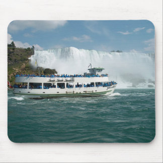 Boat Sail Lake Ontario Niagara River Fallsview fun Mouse Pad