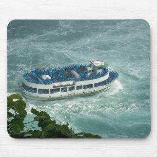 Boat Sail Lake Ontario Niagara River Fallsview fun Mouse Pad