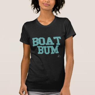 Boat-Teal T-Shirt