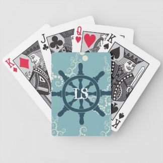 Boat Wheel Bicycle Playing Cards