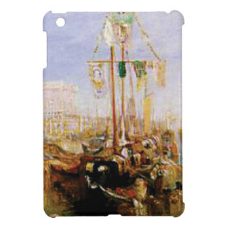 boat without sails iPad mini case