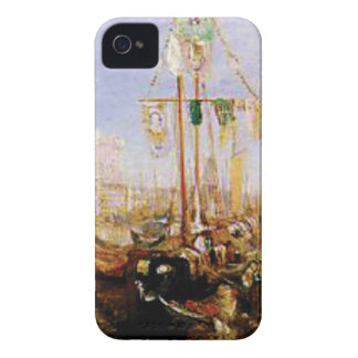 boat without sails iPhone 4 Case-Mate case