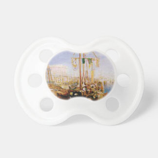 boat without sails pacifier