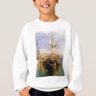 boat without sails sweatshirt