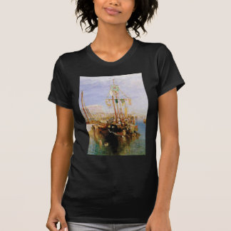 boat without sails T-Shirt