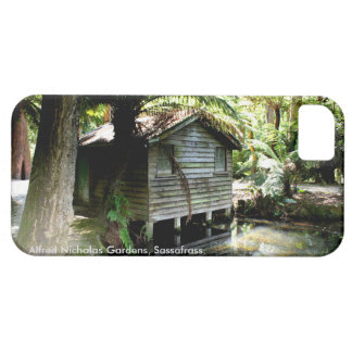 Boathouse - Alfred Nicholas Gardens iPhone 5 Covers