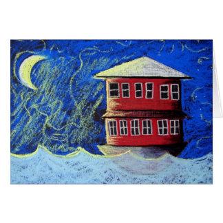 Boathouse (ME) Card