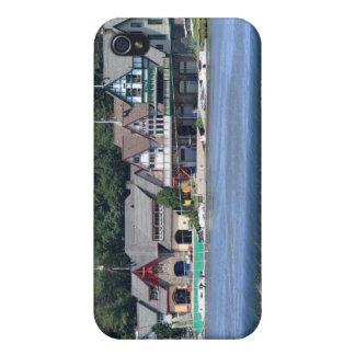 Boathouse Row 2 iPhone 4/4S Case