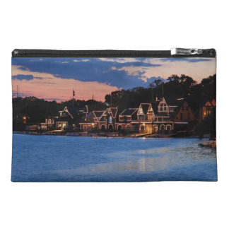 Boathouse Row dusk Travel Accessories Bags