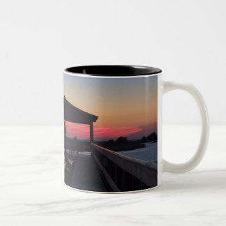 Boathouse Sunset Mug