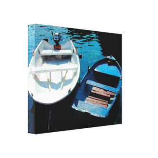 Boaties Canvas Print