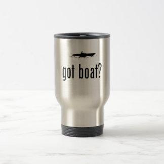 Boating 15 Oz Stainless Steel Travel Mug