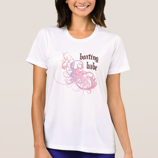 Boating Babe T-Shirt