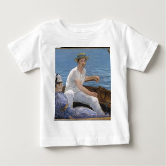 Boating - Édouard Manet Baby T-Shirt