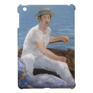 Boating - Édouard Manet iPad Mini Cover