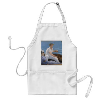 Boating - Édouard Manet Standard Apron