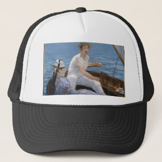 Boating - Édouard Manet Trucker Hat