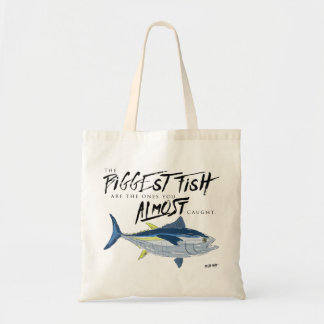 Boating tote bag, perfect gift for a fisherman bag