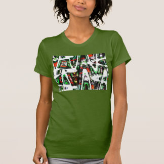 "Boats and Sharks"" Women's Art Top"