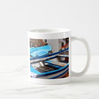 Boats Coffee Mugs