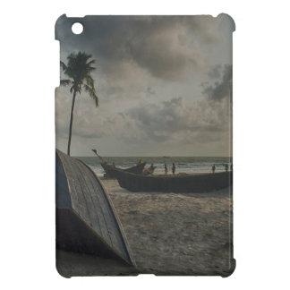 Boats on the Beach iPad Mini Cover