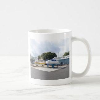 Boats On The Hard Mugs